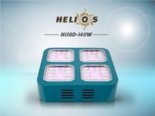 Helios LED grow light 3watts CREE LEDs full spectrum optical lens module design indoor plants grow box/ tent hydroponic system(China (Mainland))