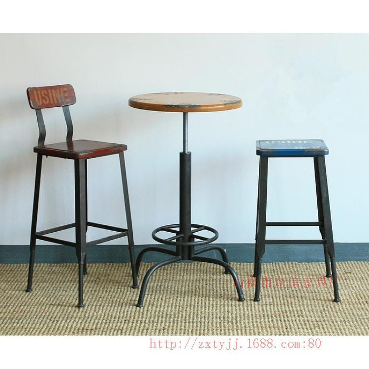 UTS to do the old vintage wrought iron coffee table can lift support custom manufacturer of low-priced wholesale(China (Mainland))