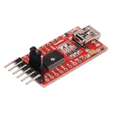 Buy 1pcs FTDI FT232RL USB TTL Serial Converter Adapter Module 5V 3.3V Arduino Hot Worldwide for $2.60 in AliExpress store