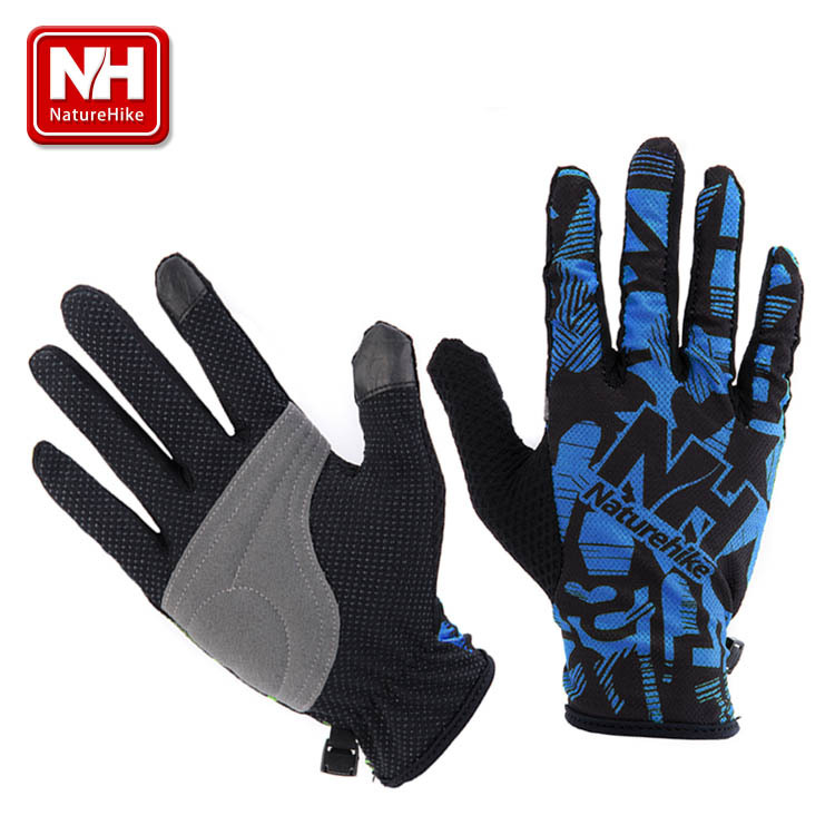 NatureHike-High Quality Multifunction Breathable Shockproof Full Finger Women Men Warm Gloves For Bicycle Cycling Mountain Bike<br><br>Aliexpress