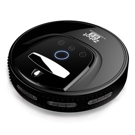 FREESHIPPING Sweeping robot vacuum cleaner sweeper intelligent automatic charging household mopping Ultrathin Z520 24W(China (Mainland))