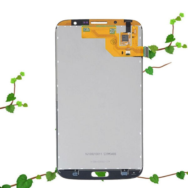 New Replacement Repair parts For Samsung Galaxy Mega 6.3 LCD Display With Touch Screen Digitizer White Dark Blue