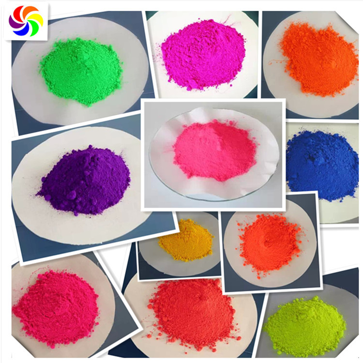 high quality SQ series widely use fluorescent pigment for SWADA RTS 210,heating resistance and resistance, no toxic 1Kg(China (Mainland))