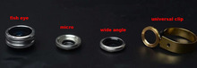 Buy Metal Ring Clip Mobile Phone Lens Fish eye wide angle Lens micro lens Nokia 6,Zenfone Pegasus 3s,For Huawei P10,P10 Plus for $10.33 in AliExpress store