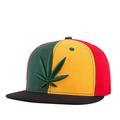 High Quality Adjustable WEED Flat Cap Men Women Outdoor Sports Street Skateboarding Hat Snapback Gorras Hip