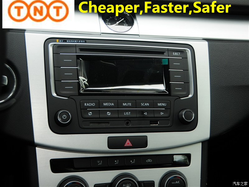 Original Head Unit Car Radio Normal Version RCN210 CD MP3 USB SD Card AUX Player For Golf 5 6 Jetta Mk5 MK6 Passat B6(China (Mainland))