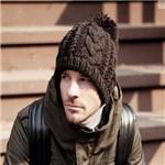 Мужская круглая шапочка без полей Beanies cap