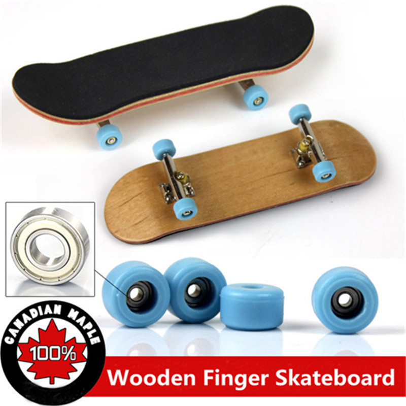 2015 Professional Maple Wood Finger Skateboard Nickel Alloy Stents Bearing Wheel Fingerboard Adult Novelty Items Children Toys<br><br>Aliexpress