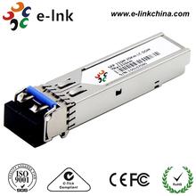 155M SFP, 100BASE-FX, LC, Dual Fiber, 1310nm; 20km standard SMF, -40C~+85C - Shenzhen E-Linkchina Technology Co., Ltd. store