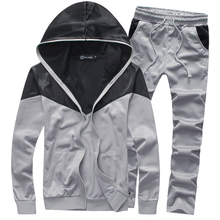 New Mens Hoodies and Sweatshirts With Hooded,Bodybuliding and Fitness Hoody Gym Sports Suits Men Sportswear Plus Size