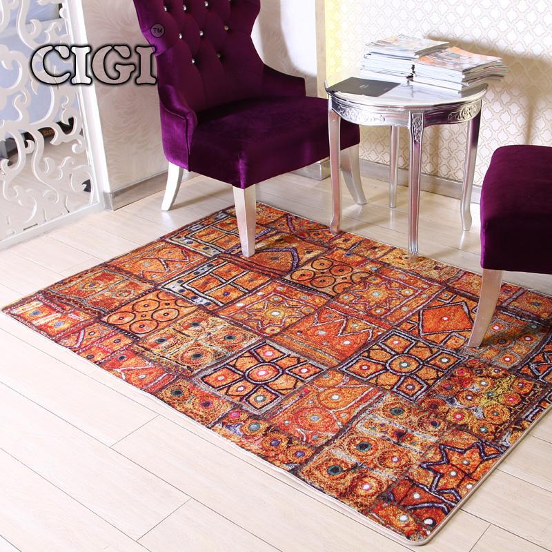 wohnzimmer retro stil:Online Kaufen Großhandel vintage teppich aus China vintage teppich