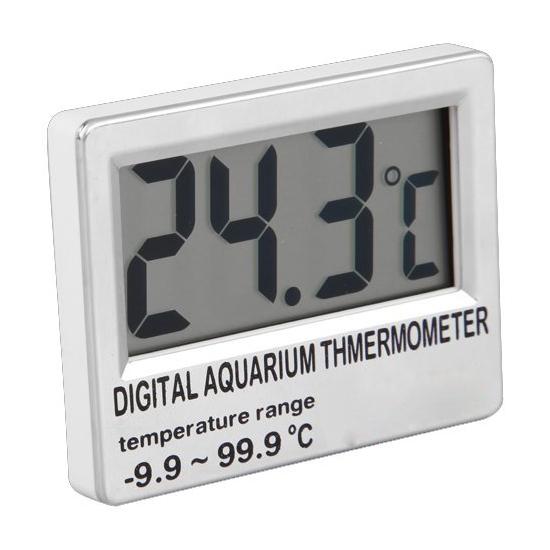 PHFU!Digital LCD Aquarium Fish Tank Vivarium Meter Thermometer<br><br>Aliexpress