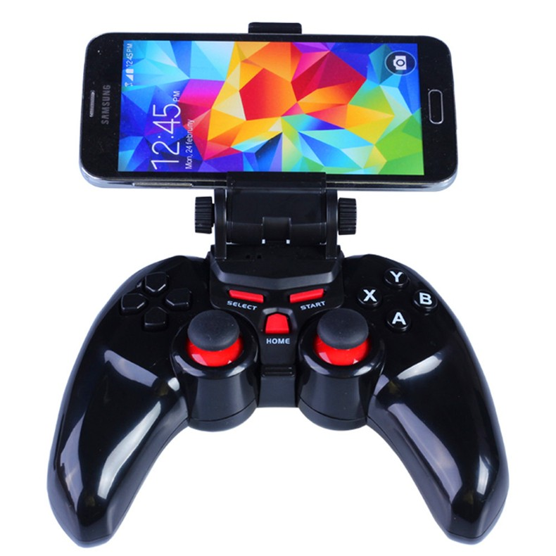 TI-465 Bluetooth Wireless Game gamepad Controller Joystick for Android IOS Apple Smart Mobile Phone/Tablet PC(China (Mainland))