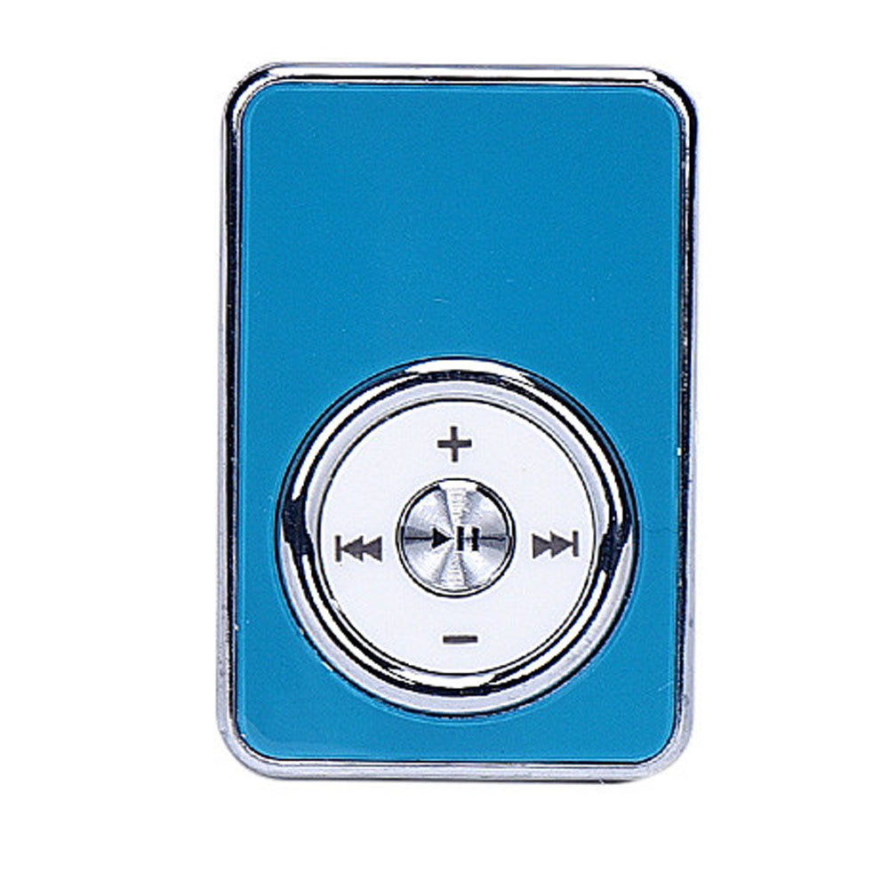 HUSOAR Mini USB Clip MP3 Player Support 8GB Micro SD TF Card LCD Screen