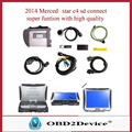 2015 Best Quality MB Star C4 Sd Connect With Panasonic Military Stable Laptop CF 19 Warranty