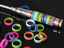 Buy E-XY E cigarette Anti-slip Silicon Rubber Band Vape Rings vape Mechanical Mod Decorative Protection Ecig Accessories for $14.20 in AliExpress store