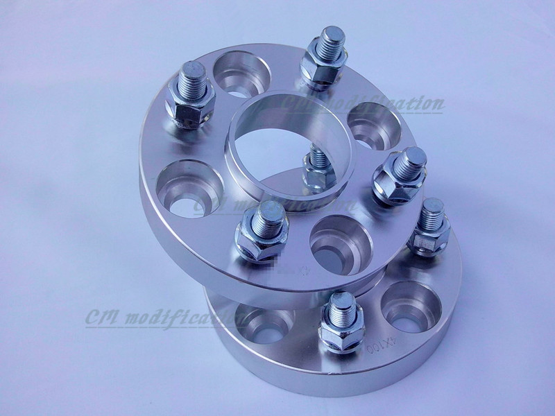 A pair of (2) 4 x4. 5 (114.3 mm), the center hole is 66.1 mm, wheel adapters, spacers, suitable for nissan series<br><br>Aliexpress