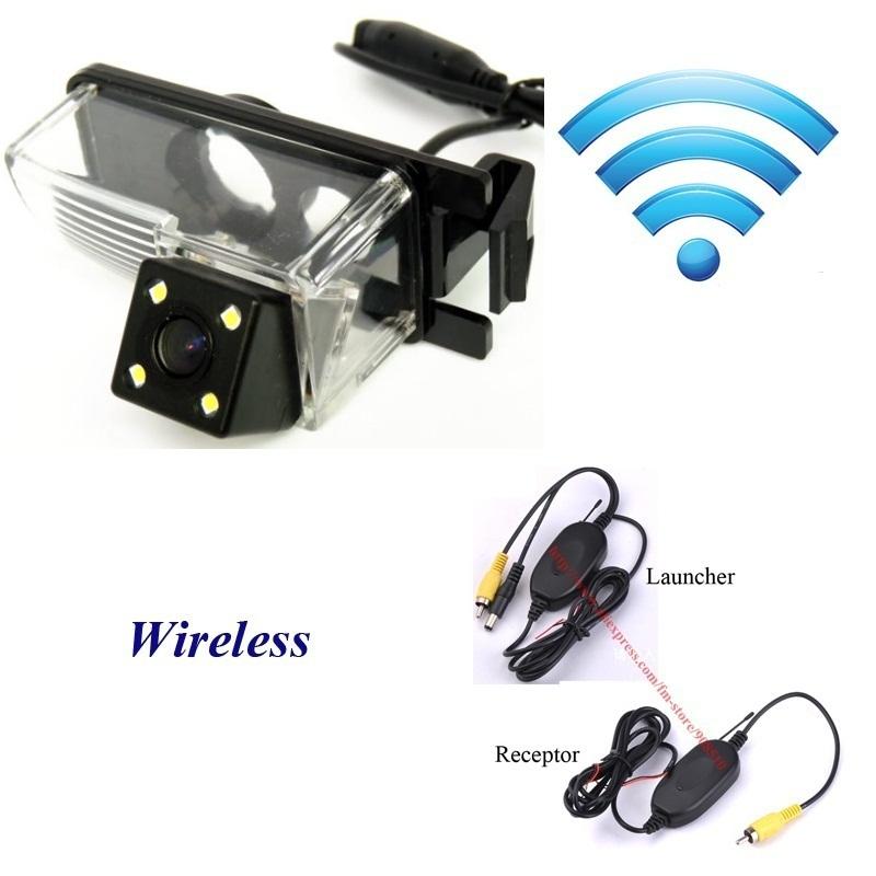 Здесь можно купить  DIY for NISSAN Pulsar N16 2000~2005 wireless bluetooth wifi car backup rear view reverse parking reversing camera camara kamera  Автомобили и Мотоциклы