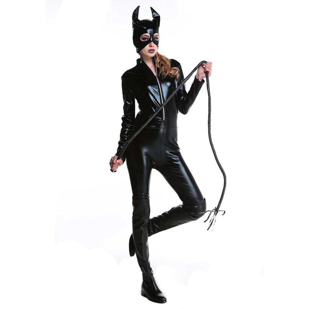 Disfraz de halloween gato negro compra lotes baratos de - Disfraces el gato negro ...