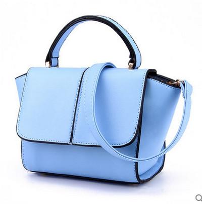 2015 spring summer new Korean diagonal small bag retro wave female ladies handbag shoulder Messenger Bag - Aesthetic market bags store