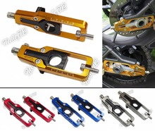 Buy Motorcycle Chain Adjusters Tensioners Catena Honda CBR1000RR CBR 1000 RR SC59 2008 2009 2010 2011 2012 2013 2014 2015 2016 for $64.60 in AliExpress store