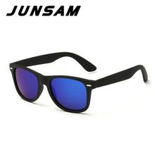 JUNSAM Fashion Designer Brand Mens Polarized Sunglasses for Women Sport Driving Mirror Coating UV400 Eyewear Sun Glasses for Men