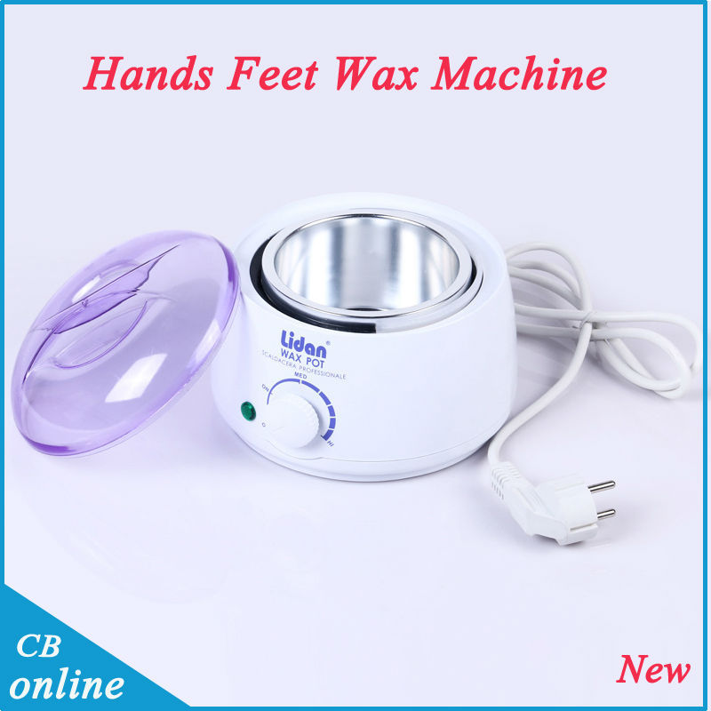 Free shipping 1 piece by Post Depilatory Wax Machine Wax Heater hair removal machine Professional wax heater hot wax machine(China (Mainland))