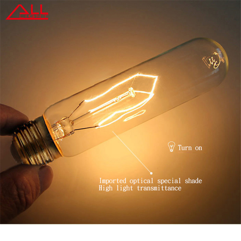 25W Vintage Antique Retro Style Lighting Filament Edison Lamp Light Bulb E27 110V 220V 230V Free Shipping(China (Mainland))