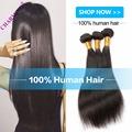 Charming Brazilian Straight Hair 4 Bundles Unprocessed Virgin Hair Cheap Human Hair Bundles Brazilian Hair