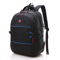 Famous Brand Fashion Practical Backpack Multi Zipper Interlayer Pockets Large Capacity Durable Women And Men Casual