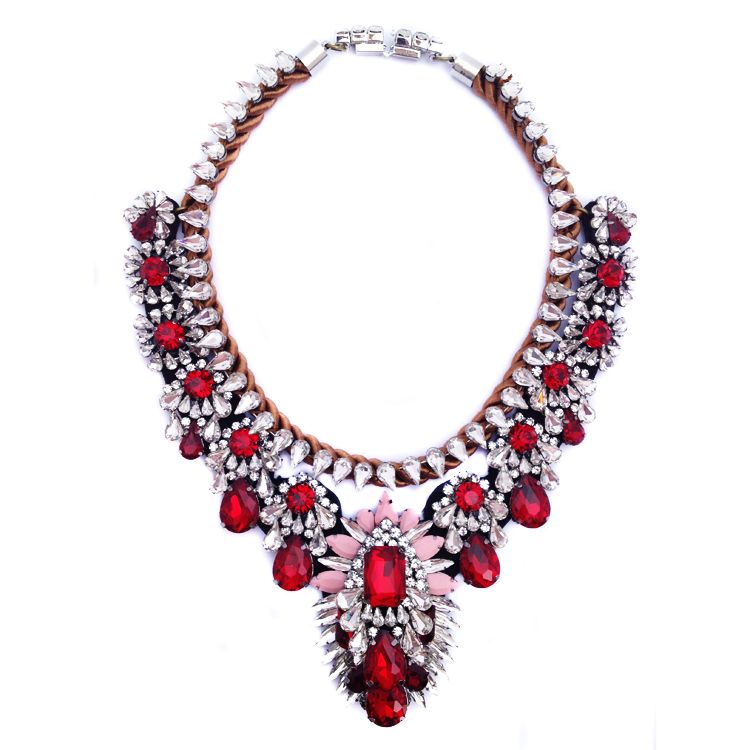 wholesale shourouk necklace choker statement