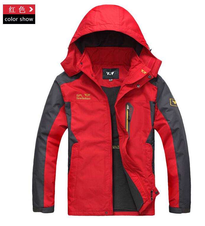 Фотография 2015 down Brand plus Size Warm winter jacket men  Outdoor Jacket Winter Sport Coat Size L. XL.XXL.XXXL.4XL.5XL.6XL.7XL.8XL