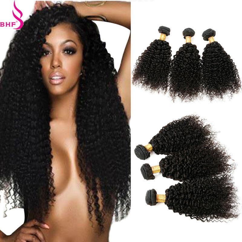 7A Grade Brazilian Virgin Hair Kinky Curly Hair Unprocessed Human Hair Brazilian Afro Kinky Curly Virgin Hair 3 Bundles/Lot