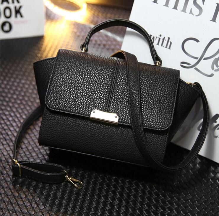 stacy bag 032416 hot sale women handbag lady fashion tote female shoulder bag(China (Mainland))