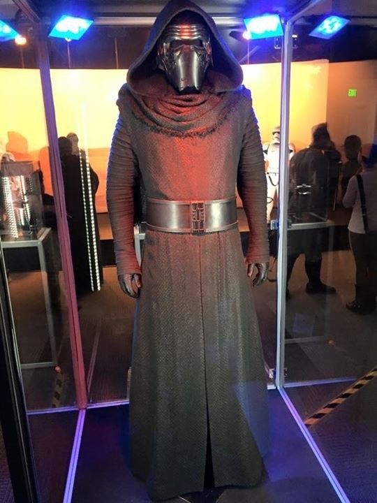 Hot Movie Game Star Wars The Force Awakens Kylo Ren Hallowmas Uniform Suit Party Cosplay Anime Costume Any Size Free ShippingÎäåæäà è àêñåññóàðû<br><br>