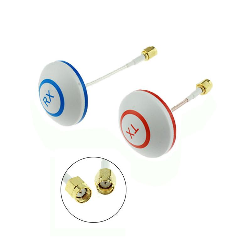 TX 90 degree Antenna RX Straight Needle Hole 5.8Ghz High-gain Clover Mushroom Antenna for RC FPV LCD5802 TS832 TS351 TS5823(China (Mainland))