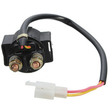 Buy Motorcycle Starter Solenoid Relay ATV 50cc 70cc 90cc 110cc 125 GY6125 Chinese Scooter motorcycle ATV Dirt bike for $5.42 in AliExpress store
