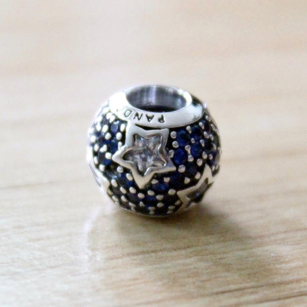 c4768b573 pandora blue pave star charms
