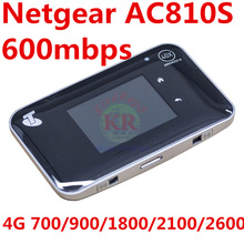 4g unlocked netger AC810S 600mbps 4GX with 3 Band CA wifi 4g wifi router lte Wireless Air Card 810S 4G mifi pk 810 782s ac790s(China (Mainland))