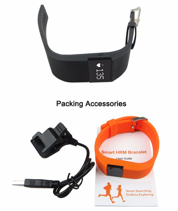 - HTB1BBT7KXXXXXcbXXXXq6xXFXXXi - TW64SE Bluetooth4.0 Fit Bit Distance Smart Wrist Band Inteligente Bracelet with Heart Rate Monitor for iOS&Android PK fitbit