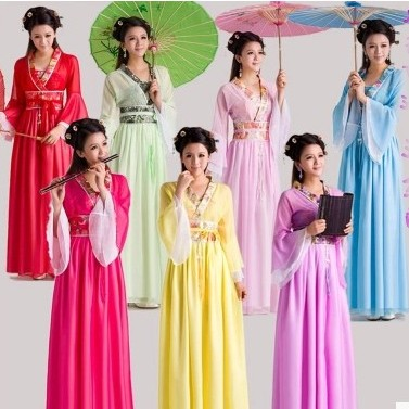 DB23759 ancient chinese costume-2