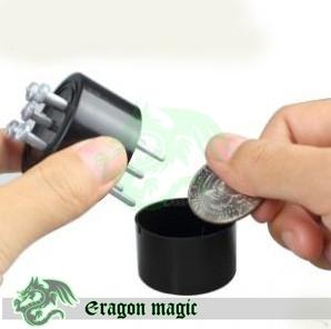 Magic Nail Box -Eragon Kids Magic Tricks magia magie toys retail and wholesale