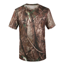 Buy SAF-New Camouflage T-shirt Men Breathable Army Tactical Combat T Shirt Military Dry Camo Camp Tees for $3.72 in AliExpress store