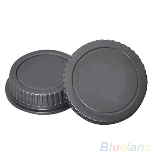 Camera Body Cover Lens Rear Cover Cap For Canon EOS 1VIV