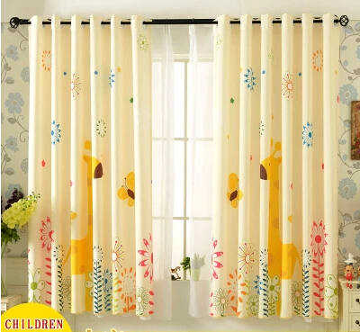 Kids Room Window Curtains For Baby Room Children Curtain For Kids . ...