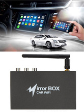 1 PC IOS/Android Phone Navigation Car Audio Miracast  Airplay Wi-Fi Smart Screen Mirroring WIFI Link Box for Hyundai Satana 2015(China (Mainland))