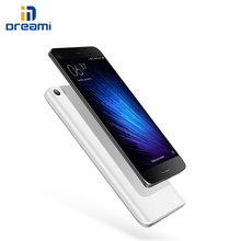 "Original Xiaomi Mi5 Prime  Mi 5 Snapdragon 820 3GB RAM  5.15"" 3000mAh M5 16ML NFC Dual Sim 4K Video In Stock Xiaomi Mi5(Hong Kong)"
