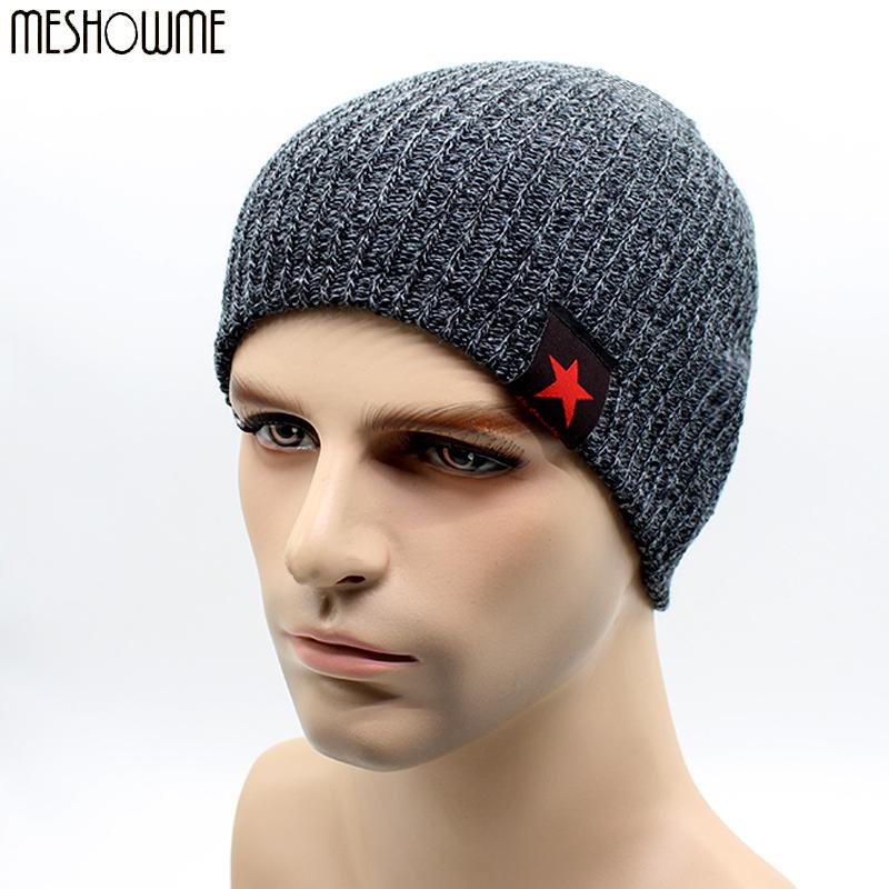 2016 Warm Winter Beanies For Men Knit Hat Mens Winter Hats For Men Brand Bonnet Beanie Skullies Wool Moto Ski Sports Baggy CapsОдежда и ак�е��уары<br><br><br>Aliexpress