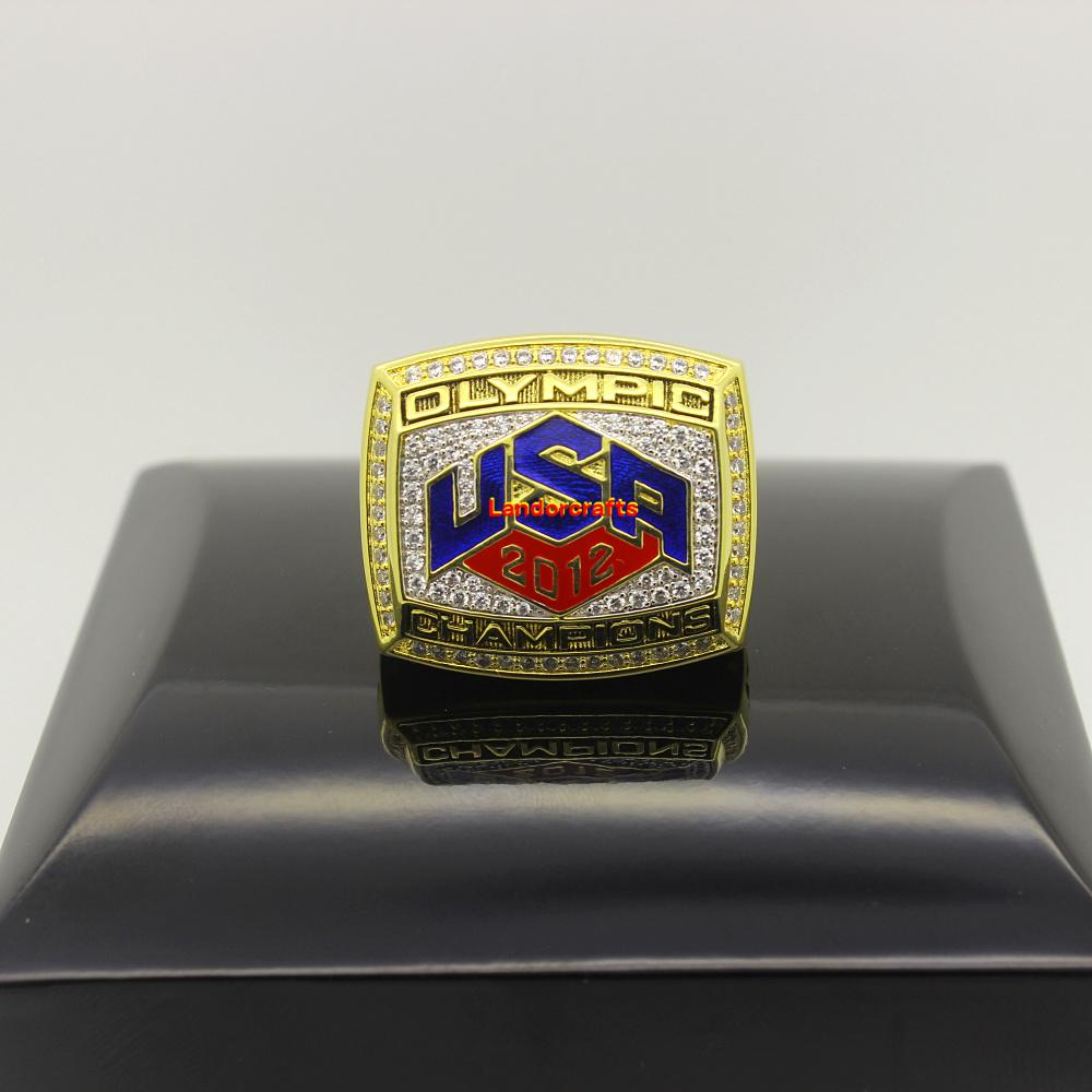 2012 U.S. Olympics Basketball Team Championship Rings(China (Mainland))