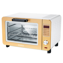 15L small household electric oven microcomputer intelligent mini oven Independent fermentation temperature control function